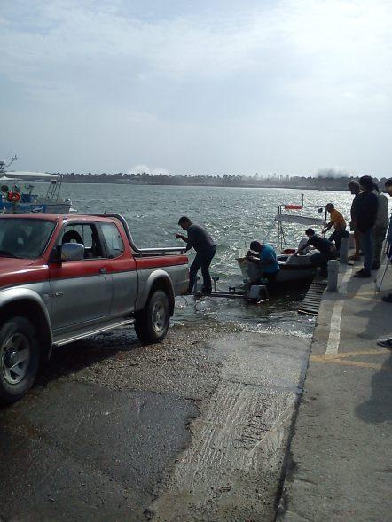 Η φωτογραφία της ημέρας: λιμάνι και σκάφη κινδυνεύουν για άλλη μια φορά στην Ιεράπετρα