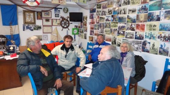 Συνάντηση Πολιτών εν δράσει με Αλιείς
