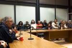 Ο Πρόεδρος του τοπικού παραρτήματος του Ελλ. Ερυθρού Σταυρού, ο γιατρός Ανδρέας Μαμαντόπουλος, αναφέρθηκε στη μεγάλη προσφορά της τοπικής κοινωνίας σε δράσεις αλληλεγγύης